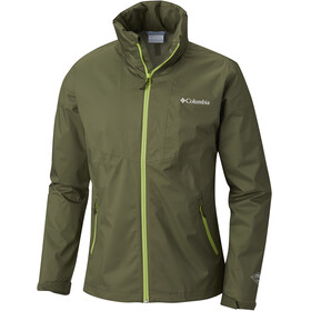 Columbia Inner Limits Jacket Men mosstone/peatmoss